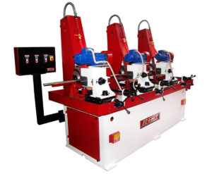 Centerless Polishing Machine