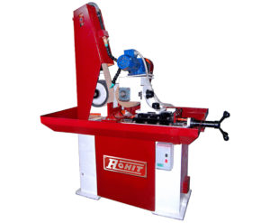 Heavy duty polishing machines