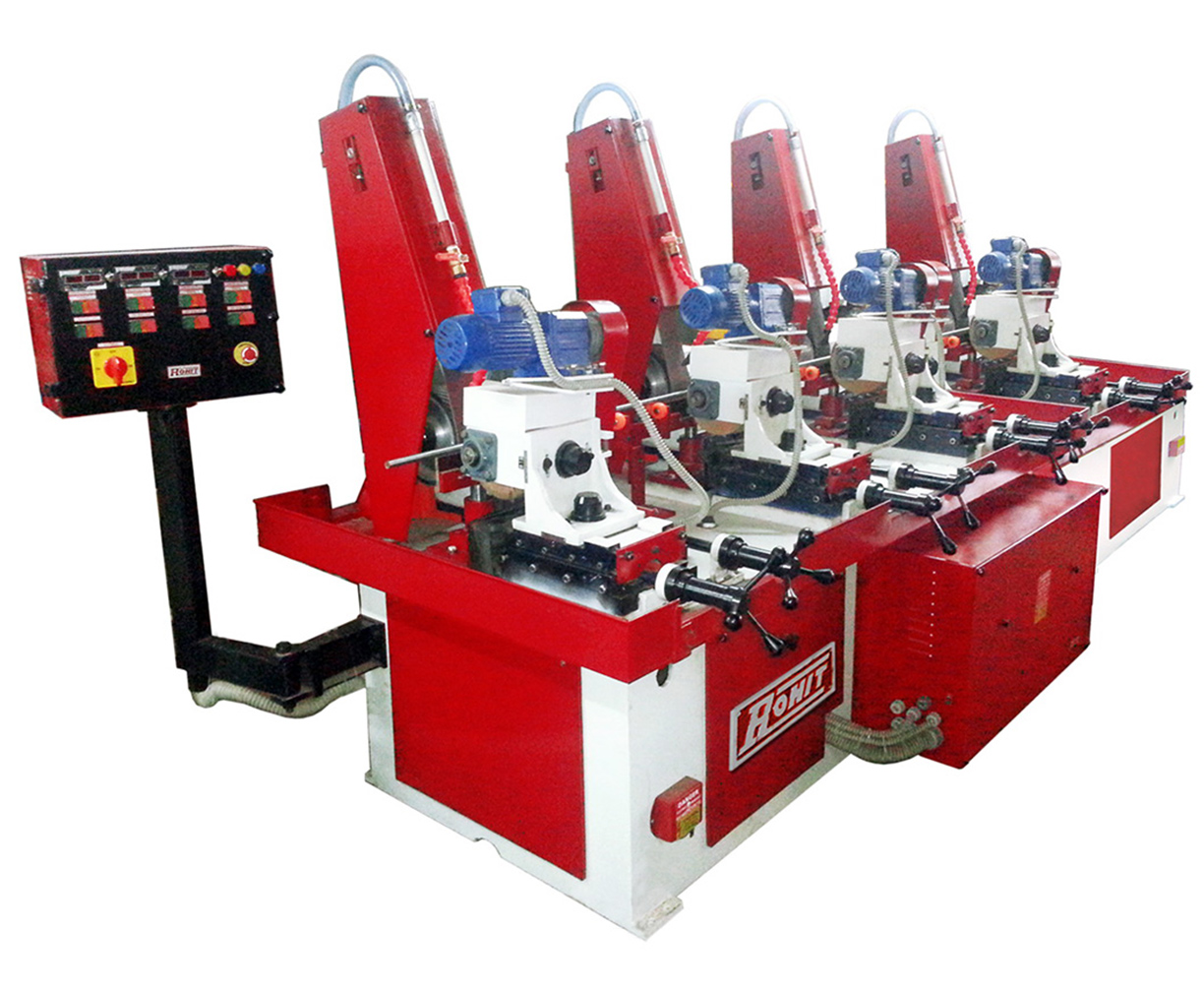 Bright Bar Polishing Machine