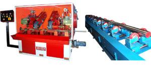 Bright Bar Polishing Machine