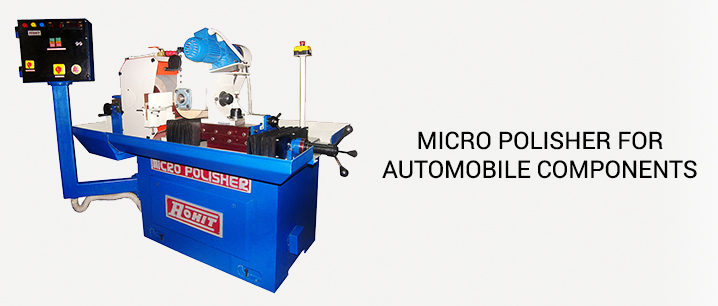 Micro Polishing Machine