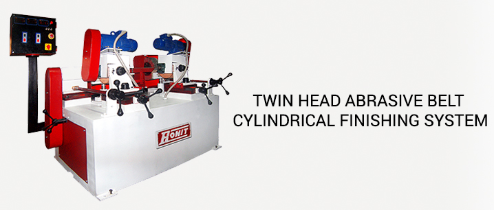 Cylindrical Finishing System